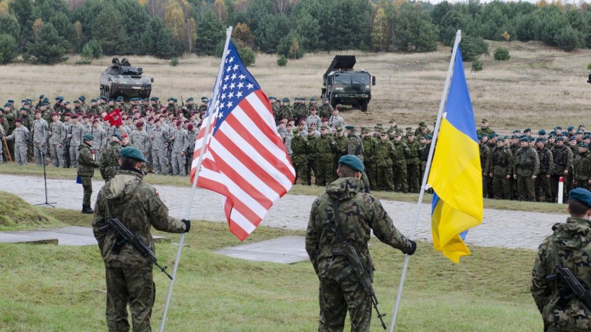 Украина получает, у России подгорает.