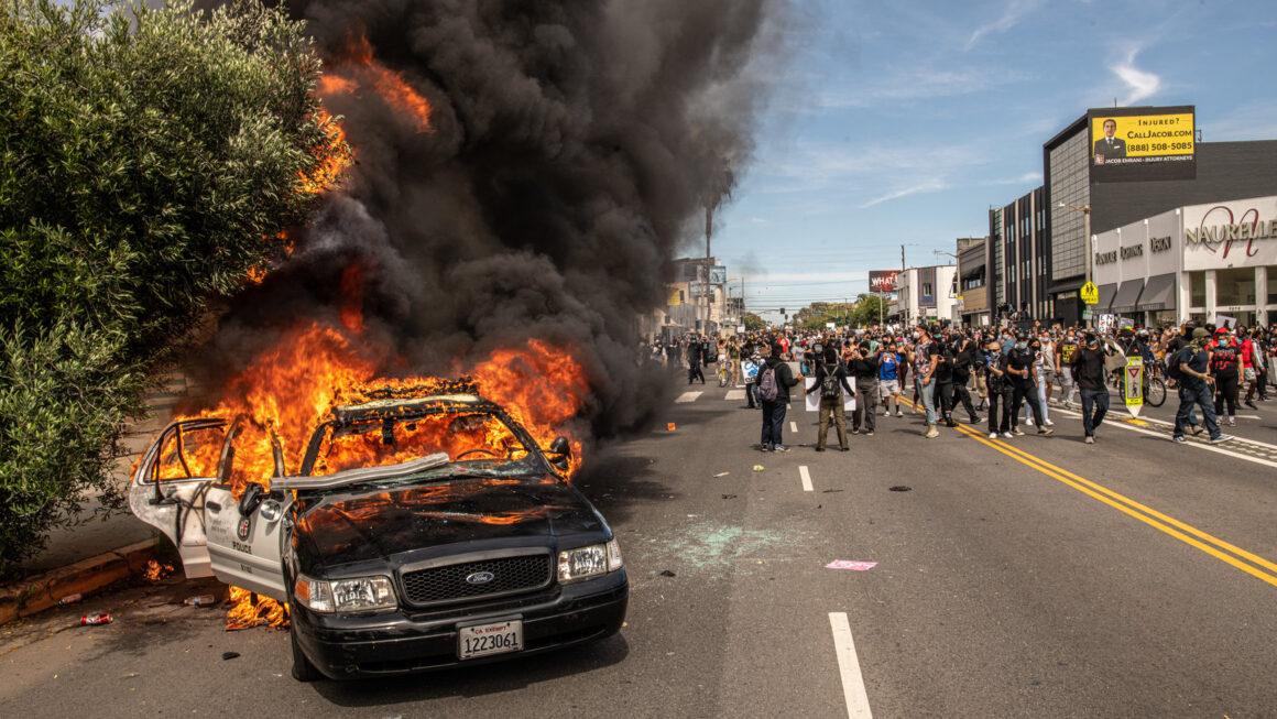 Атипичный протест 2020.